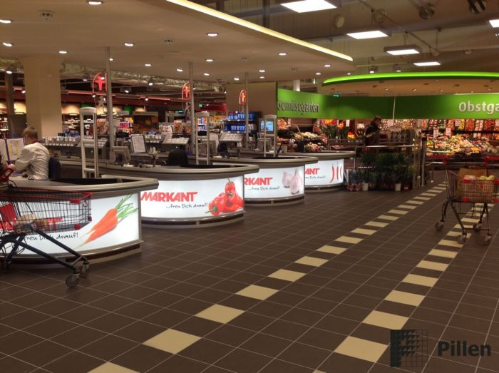 Checkouts Pillen Kassameubel